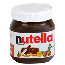Nutella 400g (lot de 6)