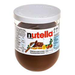 Nutella 200g (lot de 6)