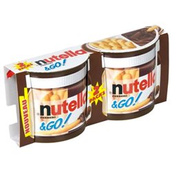 Nutella Go! (lot de 6)