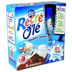Récré O'lé Chocolat (lot de 6)