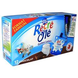 Récré O'lé Chocolat Maxi Pack (lot de 6)