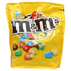 M&M's Peanut (lot de 6)