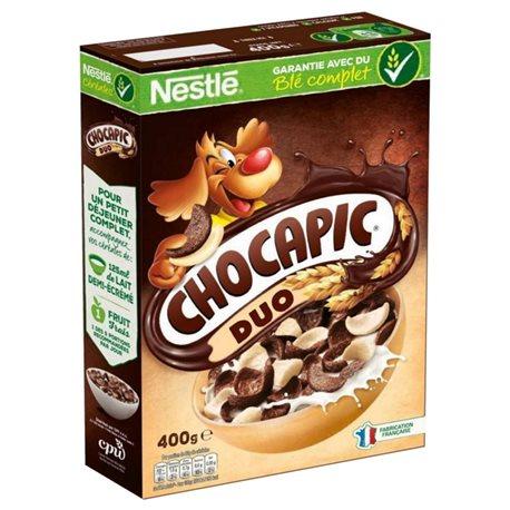 Nestlé Céréales Chocapic Duo (lot de 6)