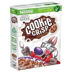 Nestlé Céréales Cookie Crisp (lot de 6)