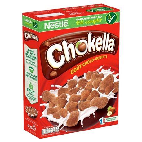 Nestlé Céréales Chokella (lot de 6)