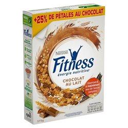Nestlé Fitness Flakes Chocolat (lot de 6)