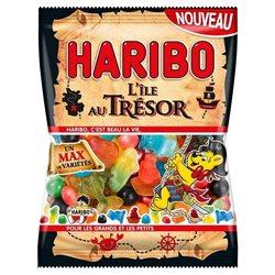 Haribo L'île Au Trésor (lot de 6)