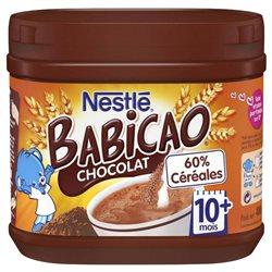 Nestlé Babicao Chocolat  60% Céréales (lot de 6)