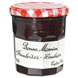 Confiture Bonne Maman Framboises (lot de 10 x 6 pots)