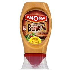 Amora Sauce Burger (lot de 10 x 3 flacons)
