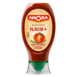 Amora Ketchup Plaisir Plus (lot de 10 x 3 flacons)
