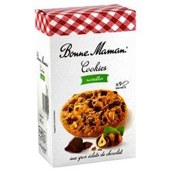 Bonne Maman Cookies Chocolat Noisettes (lot de 10 x 3 paquets)