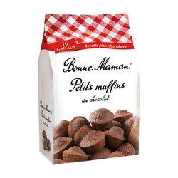 Bonne Maman Petits Muffins Chocolat (lot de 10 x 3 paquets)