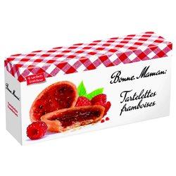 Bonne Maman Tartelettes Framboise (lot de 10 x 3 paquets)