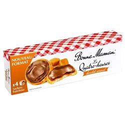 Bonne Maman Quatre Heures Chocolat Caramel (lot de 10 x 3 paquets)