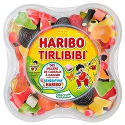 Haribo Tirlibibi (lot de 6)