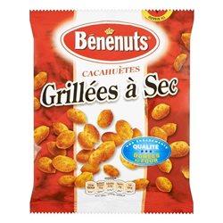 Bénénuts Cacahuètes Grillées 200g (lot de 10 x 3 paquets)