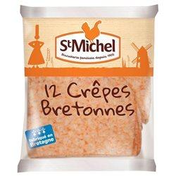 St Michel Crêpes Bretonnes 315g (lot de 10 x 3 sachets)
