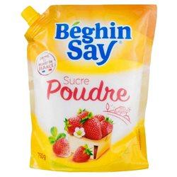 Béghin-Say Blonvilliers Sucre Poudre 750g (lot de 10 x 3 doypack)