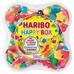 Haribo Happy'Box (lot de 6)
