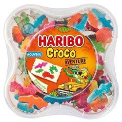 Haribo Croco Aventure (lot de 6)