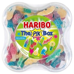 Haribo The Pik Box (lot de 6)