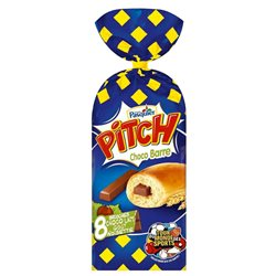 Pitch Brioches Barre Choco Noisette 310g (lot de 10 x 3 sachets)
