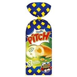 Pitch Brioches à la Pomme 310g (lot de 10 x 3 sachets)