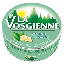 La Vosgienne Menthe Fraîche 125g (lot de 10 x 3 boîtes)