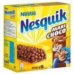 Nesquik Barre Céréales Maxi Choco 150g (lot de 10 x 3 boîtes)