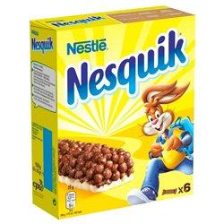 Nesquik Barre Céréales au Lait 150g (lot de 10 x 3 boîtes)