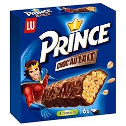 Prince Barre au Chocolat au Lait 125g (lot de 10 x 3 boîtes)
