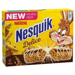 Nesquik Délice Barre 138g (lot de 10 x 3 boîtes)