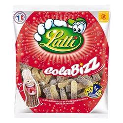 Lutti Colabizz 275g (lot de 8)