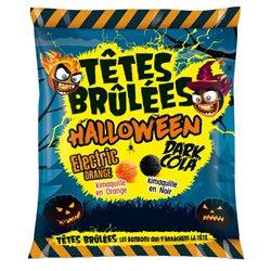 Têtes Brulées Halloween (lot de 8)
