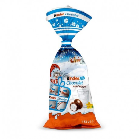 Kinder Mini Eggs 182g (lot de 12)