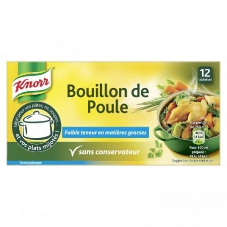 Knorr Bouillon Poule Original 6L (carton de 12)