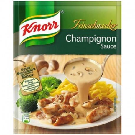 Knorr Sauce Champignons Sachet (carton de 22)