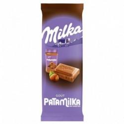 Milka Goût Patamilka aux Noisettes 270g (lot de 3)