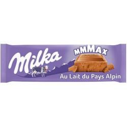 Milka MMMAX au Lait du Pays Alpin 300g (lot de 6)