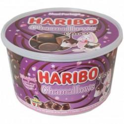Haribo Chamallow Choco Megabox Garden Edition (Seau de 650g)