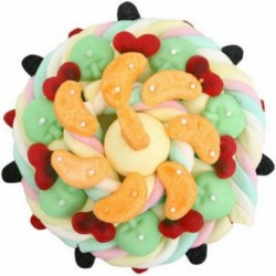 Gâteau Fruits