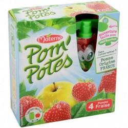 Pom'Potes Pomme Fraise