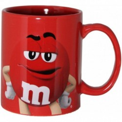 Mug M&M's Rouge