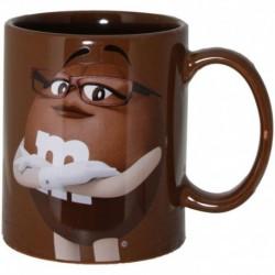 Mug M&M's Marron