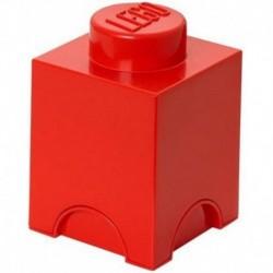 LEGO Storage Brick Boîte de Rangement rouge x1
