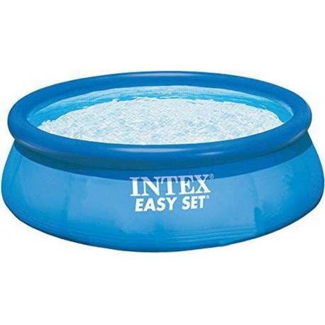 INTEX Piscine autoportante Easy Set 2,44m x 0,76m 28110NP (28120NP)