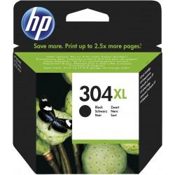 HP Cartouche d'Encre 304 XL Noir (lot de 2)