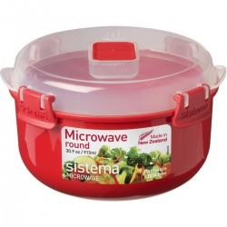 Sistema Cuiseur vapeur cuit vapeur pour micro onde 1l