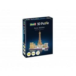 Puzzle City Line Paris